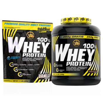 All Stars - 100% Whey Protein, 500g Beutel
