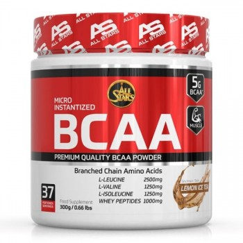 All Stars - BCAA Powder, 300g Dose
