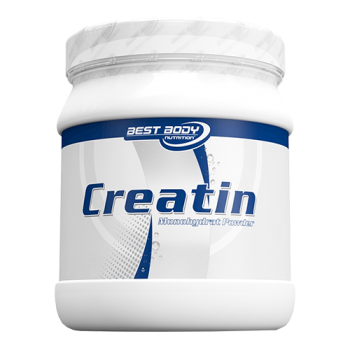 Best Body Nutrition - Creatin Monohydrat, 500g Dose