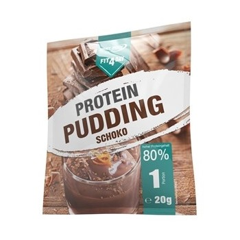 Best Body Nutrition - Fit4Day - Protein Pudding, 15x20g Beutel - Schoko