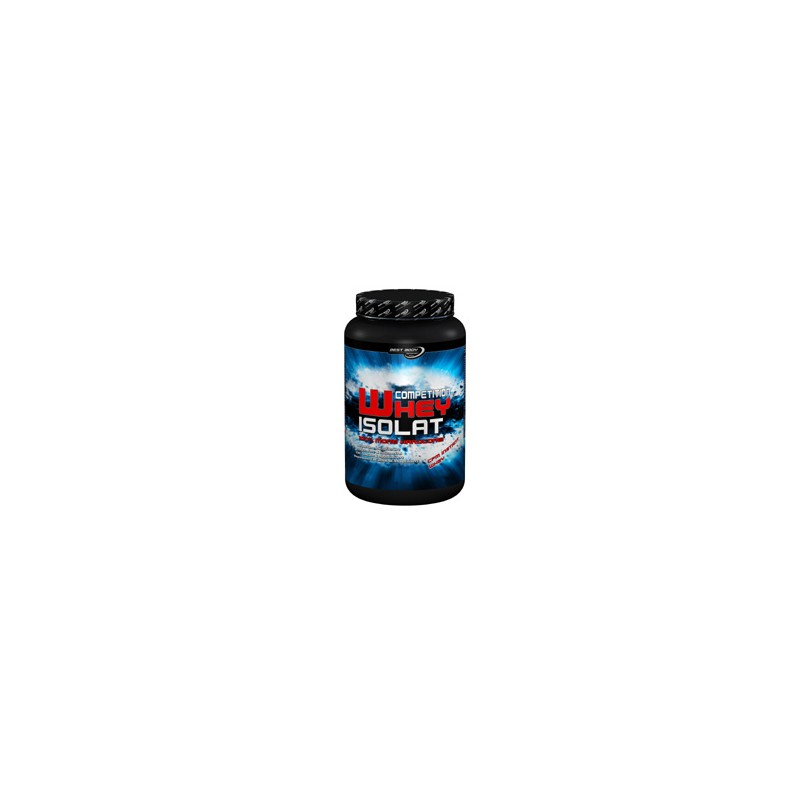 Best Body Nutrition - Hardcore Competition Whey Isolat, 700g Dose