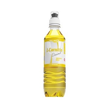 Best Body Nutrition - L-Carnitin Drink, 18x500ml (inkl. 4,50€ Pfand)