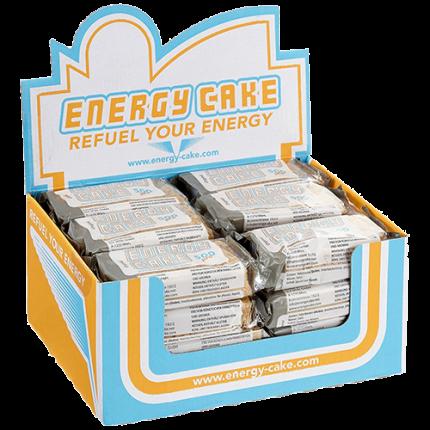 Energy Cake - 24 Riegel a 125g