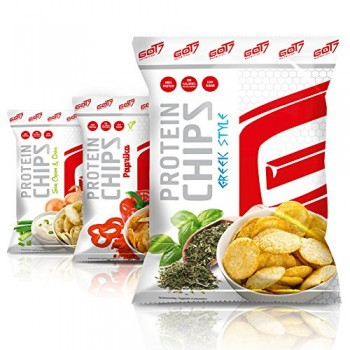 Got7 - High Protein Chips, 6 Beutel a 50g