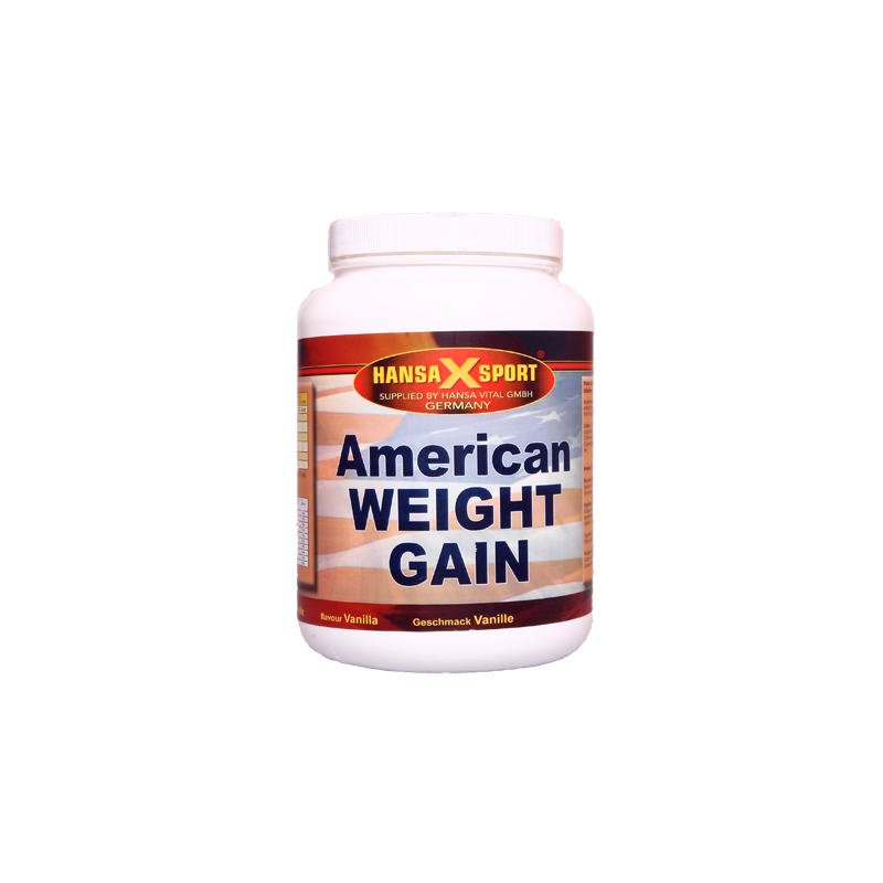 Hansa X Sport - American Weight Gainer, 1500g Dose