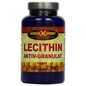 Hansa X Sport - Lecithin-Aktiv Granulat, 200g Dose