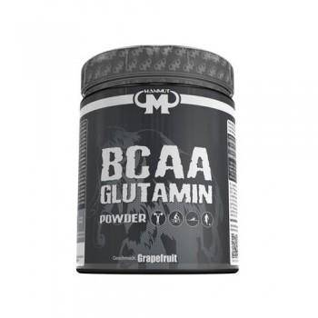 Mammut - BCAA Glutamin Powder, 450g Dose