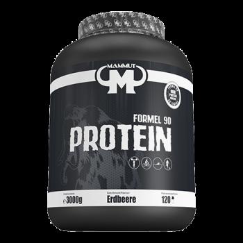 Mammut - Formel 90 Protein, 3000g Dose