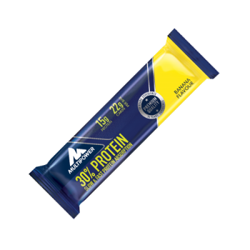Multipower - 30% Protein Bar, 24 Riegel a 50g - Abverkauf!