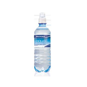 Multipower - Aqua, 18 PET-Flaschen a 0,5L (inkl 4,5EUR Pfand)