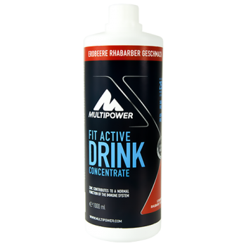 Multipower - Fit Active, 1000ml Flasche