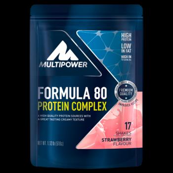 Multipower - Formula 80 Protein Complex, 510g Beutel