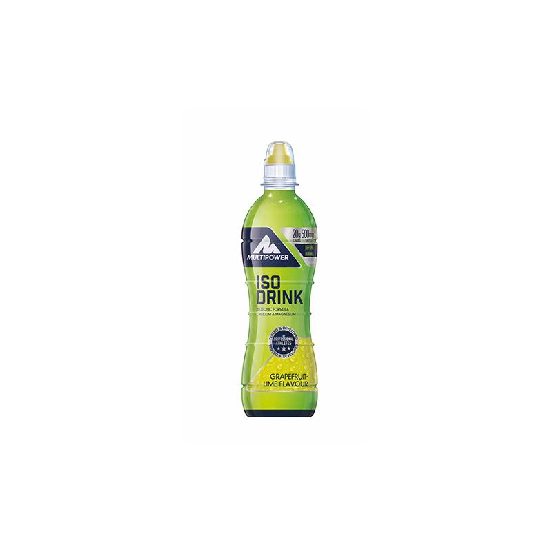Multipower - Iso Drink, 12x500ml Flaschen (inkl. 3€ Pfand)