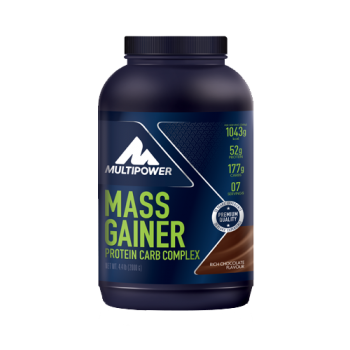 Multipower - Mass Gainer, 2000g Dose