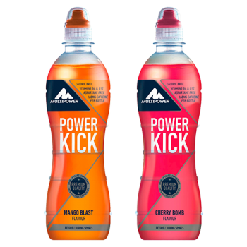 Multipower - Power Kick, 12x500ml Flaschen (inkl 3EUR Pfand)