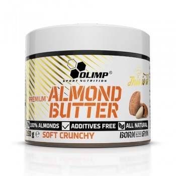 Olimp - Almond Butter, 350g Dose