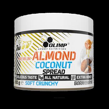 Olimp - Almond Coconut Spread, 300g Dose