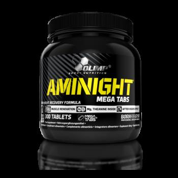 Olimp - Aminight Mega Tabs, 300 Tabletten