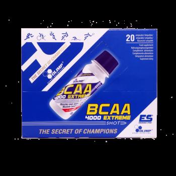 Olimp - BCAA 4000 Extreme Shot, 20x60ml