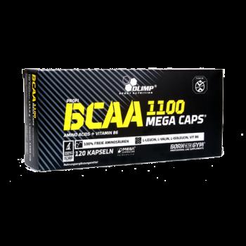 Olimp - BCAA Mega Caps, 120 Stk.