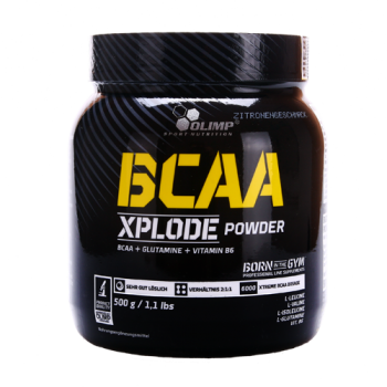 Olimp - BCAA Xplode Powder, 500g Dose