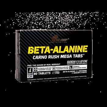 Olimp - Beta-Alanine Carno Rush Mega Tabs, 80 Tabletten