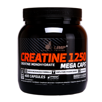 Olimp - Creatine 1250 Mega Caps, 400 Stk.