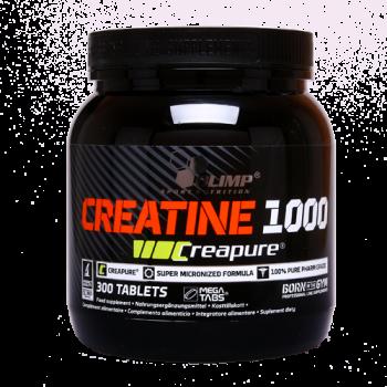 Olimp - Creatine Monohydrat Powder Creapure, 500g Dose