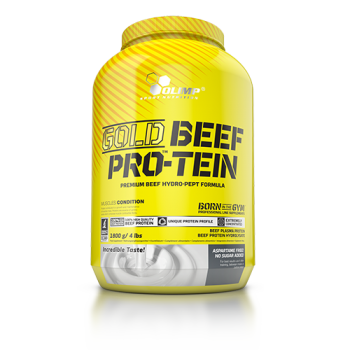 Olimp - Gold Beef Pro-Tein, 1800g Dose