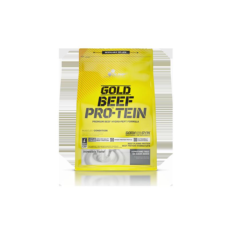 Olimp - Gold Beef Pro-Tein, 700g Beutel