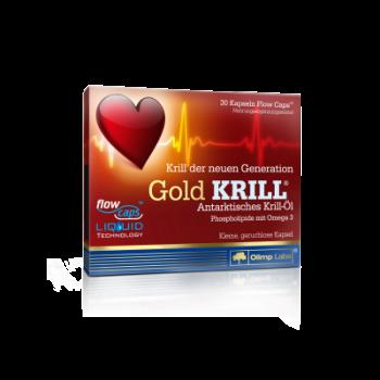 Olimp - Gold Krill, 30 Kapseln - zur Zeit nicht lieferbar