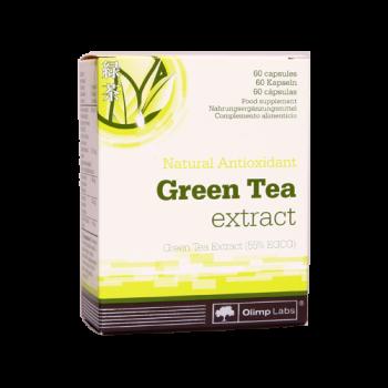 Olimp - Green Tea, 60 Kapseln