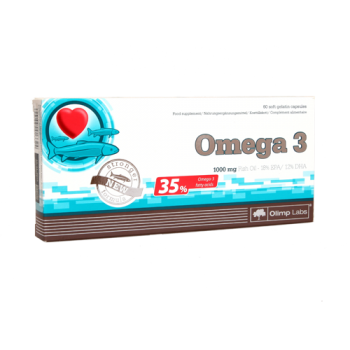 Olimp - Omega-3, 60 Kapseln