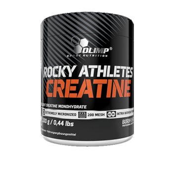Olimp - Rocky Athletes Creatine, 200g Dose