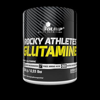 Olimp - Rocky Athletes Glutamine, 250g Dose