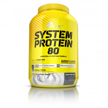 Olimp - System Protein 80, 2200g Dose