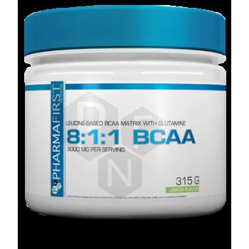 Pharma First - BCAA 8:1:1, 315g Dose - Abverkauf!