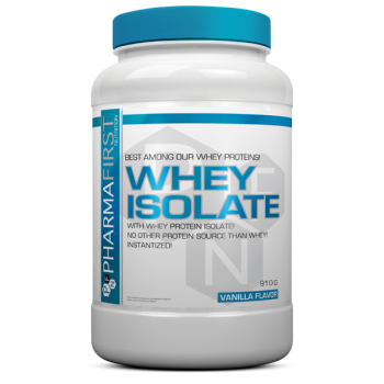 Pharma First - Whey Isolate, 1820g Dose
