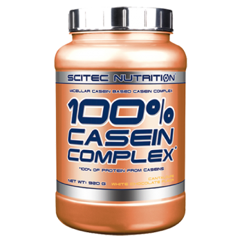 Scitec Nutrition - 100% Casein Complex, 920g Dose