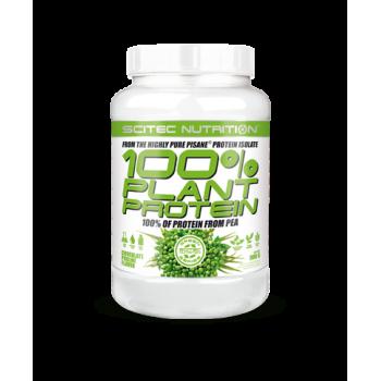 Scitec Nutrition - 100% Plant Protein, 900g Dose