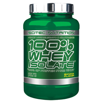 Scitec Nutrition - 100% Whey Isolate, 700g Dose