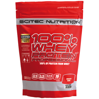 Scitec Nutrition - 100% Whey Protein Professional, 500g Beutel