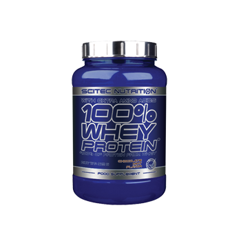 Scitec Nutrition - 100% Whey Protein, 920g Dose