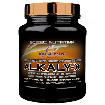Scitec Nutrition - Alkaly-X, 660g Dose