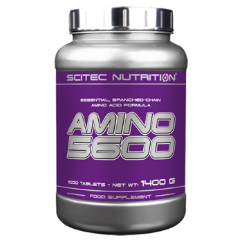 Scitec Nutrition - Amino 5600, 1000 Tabletten