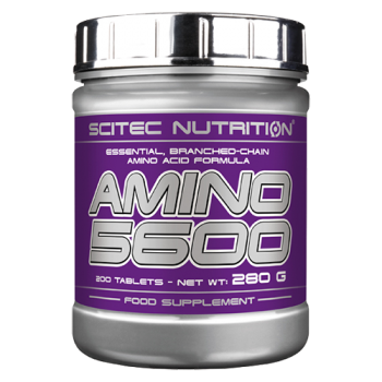 Scitec Nutrition - Amino 5600, 200 Tabletten