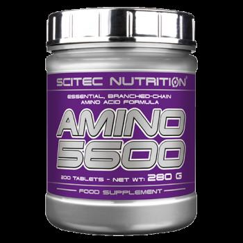 Scitec Nutrition - Amino 5600, 200 Tabletten