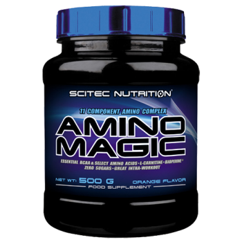 Scitec Nutrition - Amino Magic, 500g Dose