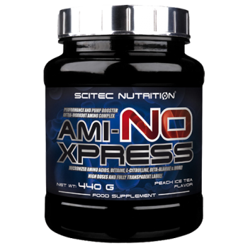 Scitec Nutrition - Ami-NO Xpress, 440g Dose