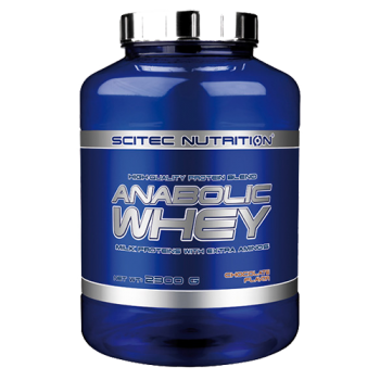Scitec Nutrition - Anabolic Whey, 2300g Dose
